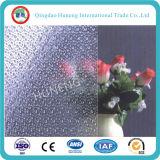 3-8mm de vidrio de patrón / figura de vidrio / vidrio helado