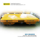 80 Ton Foundry Motorized Transfer Bogie Rail Mounted Carrier