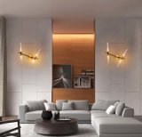 La lámpara de pared moderna del dormitorio LED del diseño maravilloso enciende Ligthing para la lectura