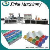 Belüftung-gewölbter Dach-Fliese-Maschinen-/doppelte Schicht-Fliese-Produktionszweig/Strangpresßling-Zeile/Herstellung-Maschine/Extruder