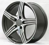 Bordas da roda da liga do carro da alta qualidade, rodas da liga para todos os tipos dos carros