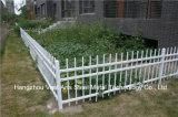 [هوهن] صنع وفقا لطلب الزّبون [هيغ-قوليتي] سكنيّة حديقة أبيض يغلفن فولاذ سياج 74