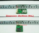 Módulo de Fpv DVR da língua de Alemanha, cartão de 32GB TF usado, tamanho ultra claro e pequeno