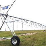 Pivote de centro de los sistemas de riego de la alfalfa