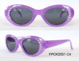Neue Entwurf Hotsale Kind-Sonnenbrille-Durchlauf-Cer FDA