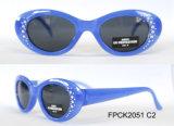 Nieuwe FDA van Ce van de Pas van de Zonnebril van de Jonge geitjes van Hotsale van het Ontwerp