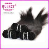 Quercy Bonne qualité des cheveux humains Extensions / Straight Weave Bundles Virgin Mongol Hair