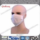 Maschera di protezione sanitaria di carta a gettare