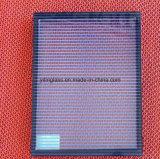 장식 및 열 기능을%s 가진 색깔 세라믹 격리된 유리