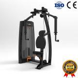 Mosca peitoral/máquina Deltoid traseira da força do equipamento da aptidão da ginástica