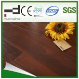 Plancher en stratifié de surface de relief 12 mm Deep Red