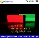 Visualización de LED patentada de la lámpara del tráfico en la dimensión de una variable elegante WiFi 3G del teléfono de la manera caliente