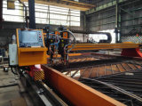 CNC van de Vervaardiging van het Blad van het metaal Plasma en de Scherpe Machine van de Vlam