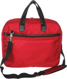 Dame Computer Business Nylon Red Manier draagt Functie 14 '' Dame Laptop Briefcase
