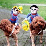 Het hete Kostuum van Halloween van de Hond van Apparal van het Huisdier van de Verkoop In het groot