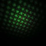 Kerstmis van de laser steekt Openlucht aan toont het Licht van de Laser