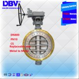 Клапан-бабочка фланца Qt450 Dn800 Pn10