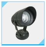 芝生の照明のための高い発電5Wの穂軸防水LEDのスポットライト