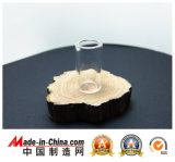 Câmara de ar de vidro de quartzo da alta qualidade, uma extremidade aberta