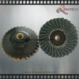 Диск щитка миниого глинозема Zirconia истирательный для металла
