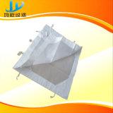 Tessuto filtrante a temperatura elevata di resistenza