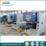 Da máquina de lixar de madeira da correia da placa da pálete de Qingdao Hicas máquina de lixamento