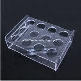 Houder van de Ring van Customplastic de Duidelijke Acryl