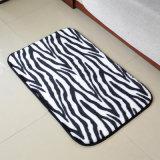 Couvre-tapis de porte animal de polyester de bande