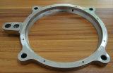 Pieza del acero inoxidable de la alta precisión por proceso que trabaja a máquina del CNC