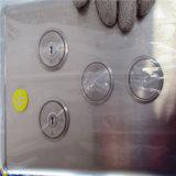 Полисмен Lop нержавеющей стали лифта стеклянный