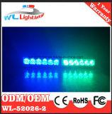 12 LED-LKW-warnende Verkehrs-Berater-Lichter