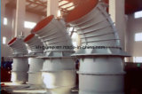 Zl tape la pompe de circulation verticale de liquides de centrale