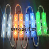 Módulo impermeable del RGB LED