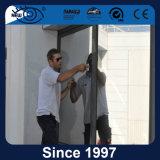 Visibilité à sens unique de miroir de protection construisant le film solaire décoratif de guichet