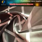 Tessuto di stampa del Micro-Faber del poliestere per i pantaloni