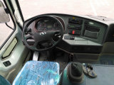 31-35seats 7.5m vorderer Motor-Doppelventilkegel-Bus/Arbeitsbus/Pendler-Bus