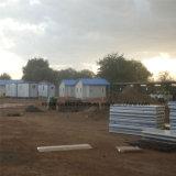 軽いゲージの強制収容所のための鋼鉄プレハブのPortaの小屋