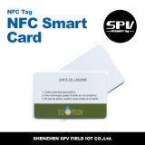Nfc 명함 Ntag213 PVC Hf 13.56MHz ISO14443A
