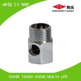 Entrada corta del agua de la junta de te para las piezas del circuito de agua del RO