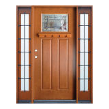 Marcos de puerta FRP de fibra de vidrio de venta caliente