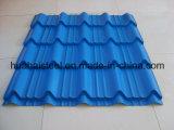 Bobina de aço Al-Zn pré-pintada de melhor qualidade para telhados ondulados