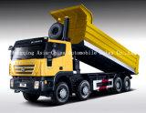 Genlyon 8X4 380HP 쓰레기꾼 트럭
