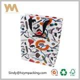 Papiereinkaufen-Beutel, Geschenk-Papierbeutel, Packpapier-Träger-Beutel Brown-Für Nahrung