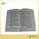 Hoog polijst A5 Druk van het Boek van de 150GSM- Zijde de Witte (ckt-bk-720)