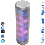Luoov Portable Pulse Bluetooth Speakers Colorful LED Light Bluetooth 4.0 Speaker 10m 힙합 Wireless Speakers