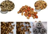 Alimento de cão que faz a planta da maquinaria