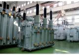 35 ~ 132kv Transformateur de puissance triphasé Immersed Oil Transformer
