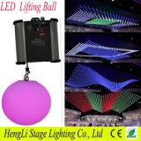 Sfera di sollevamento di RGB LED per il teatro, fase, plaza (HL-054)