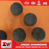 Шарик отливки изготовления Китая стальной от Jinan Zhongwei