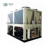 refroidisseur d'eau refroidi par air central de compresseur de vis du climatiseur 1715kw double